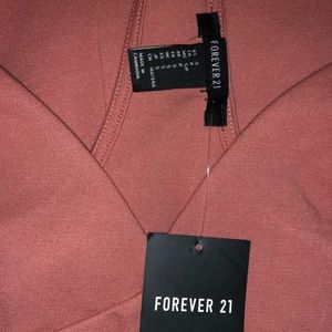 Forever 21 Pink Party Dress